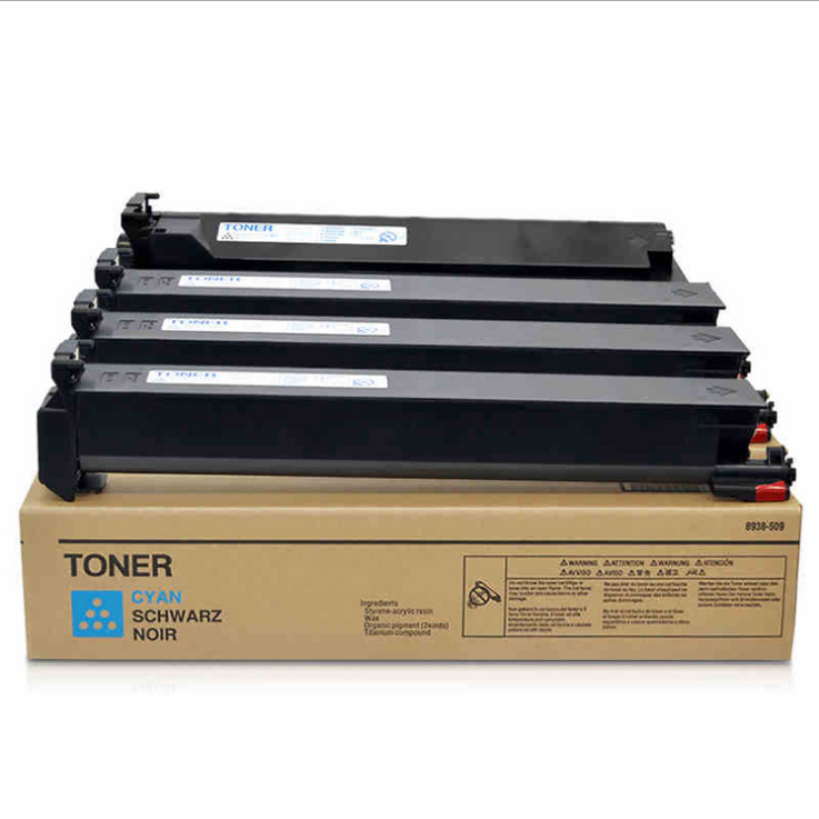 Refill empty toner bottle for konica minolta